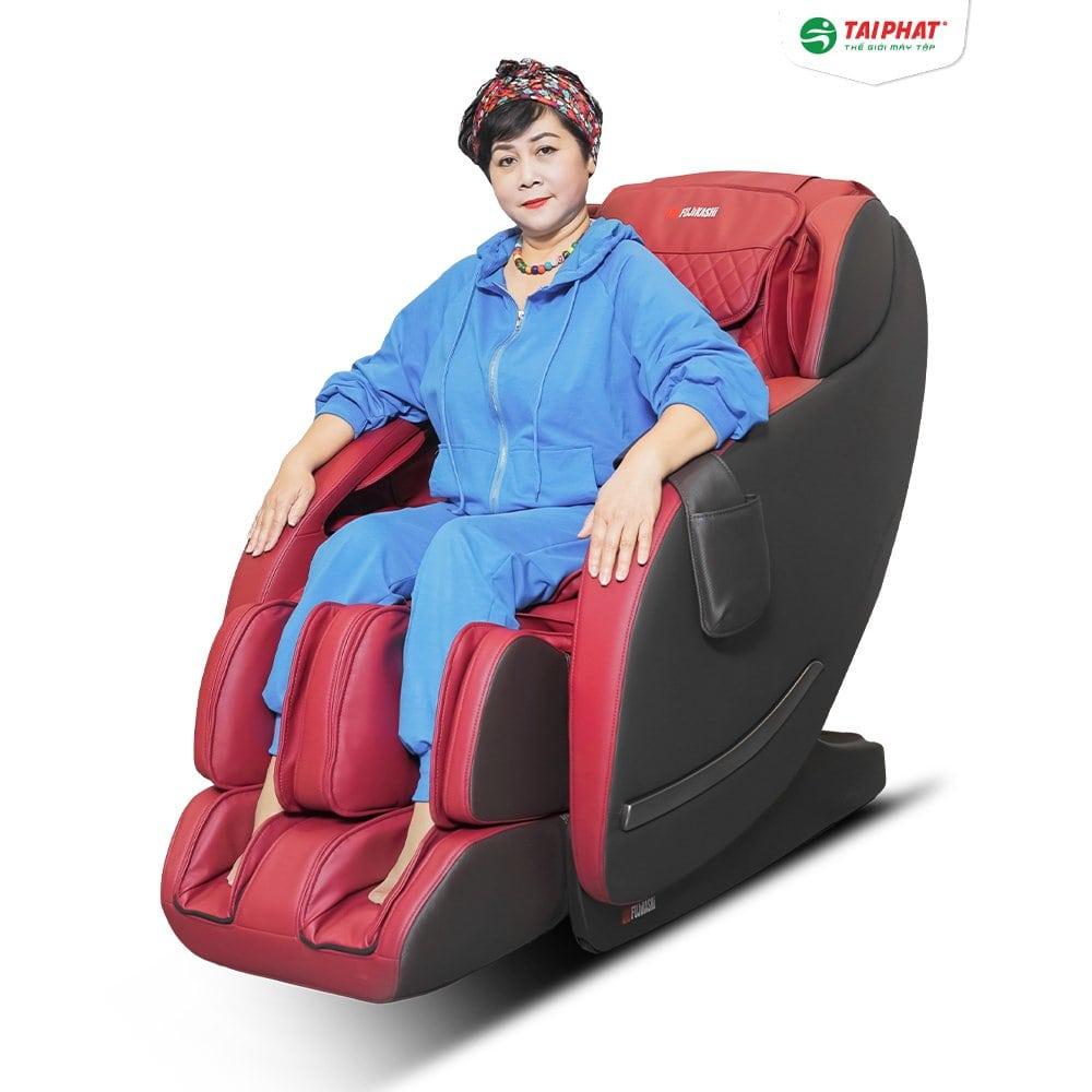 Tổng quan về ghế massage toàn thân